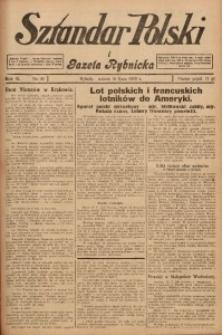 Sztandar Polski i Gazeta Rybnicka, 1929, R. 11, Nr. 81
