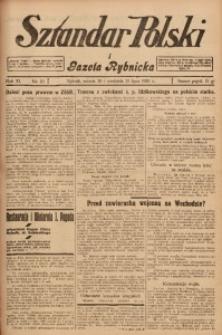 Sztandar Polski i Gazeta Rybnicka, 1929, R. 11, Nr. 83