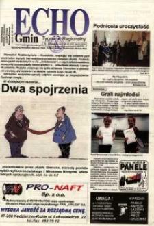 Echo Gmin : tygodnik regionalny 2003, nr 46 (322).