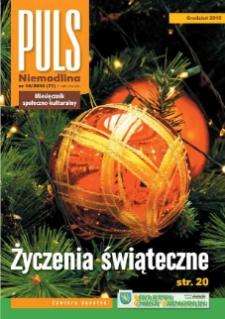 Puls Niemodlina : miesięcznik społeczno-kulturalny 2010, nr 10 (71).