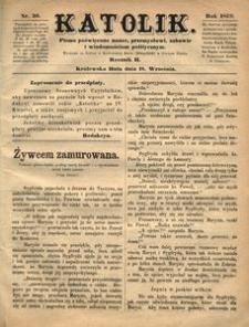 Katolik, 1869, R. 2, nr 30