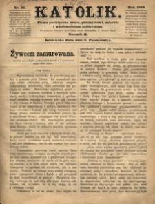 Katolik, 1869, R. 2, nr 33
