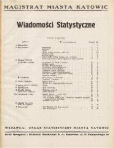 Wiadomości Statystyczne, 1938, nr 2