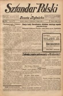 Sztandar Polski i Gazeta Rybnicka, 1935, R. 16, Nr. 15