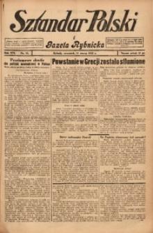 Sztandar Polski i Gazeta Rybnicka, 1935, R. 16, Nr. 32