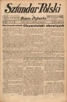 Sztandar Polski i Gazeta Rybnicka, 1935, R. 16, Nr. 55