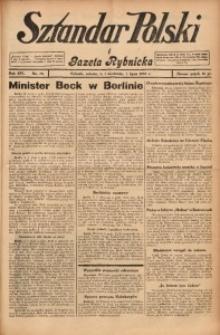 Sztandar Polski i Gazeta Rybnicka, 1935, R. 16, Nr. 78