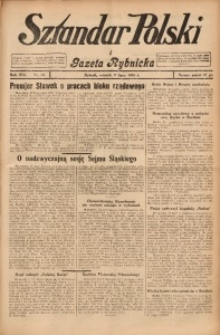 Sztandar Polski i Gazeta Rybnicka, 1935, R. 16, Nr. 79