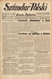 Sztandar Polski i Gazeta Rybnicka, 1935, R. 16, Nr. 99
