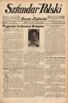 Sztandar Polski i Gazeta Rybnicka, 1935, R. 16, Nr. 104