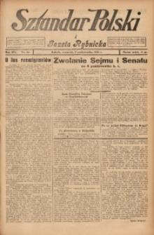 Sztandar Polski i Gazeta Rybnicka, 1935, R. 16, Nr. 116