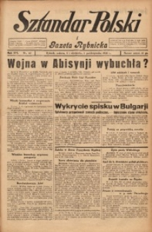 Sztandar Polski i Gazeta Rybnicka, 1935, R. 16, Nr. 117