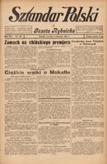 Sztandar Polski i Gazeta Rybnicka, 1935, R. 16, Nr. 129