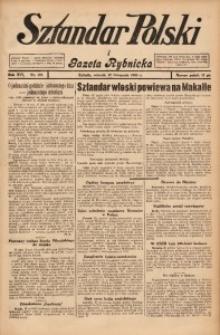 Sztandar Polski i Gazeta Rybnicka, 1935, R. 16, Nr. 132