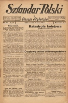 Sztandar Polski i Gazeta Rybnicka, 1935, R. 16, Nr. 148