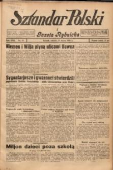 Sztandar Polski i Gazeta Rybnicka, 1936, R. 17, Nr. 32