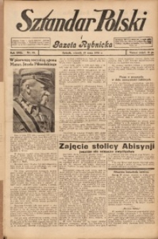 Sztandar Polski i Gazeta Rybnicka, 1936, R. 17, Nr. 55