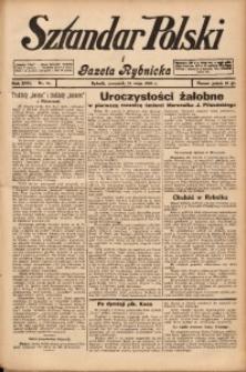 Sztandar Polski i Gazeta Rybnicka, 1936, R. 17, Nr. 56