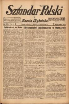 Sztandar Polski i Gazeta Rybnicka, 1936, R. 17, Nr. 65