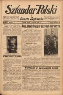 Sztandar Polski i Gazeta Rybnicka, 1936, R. 17, Nr. 101