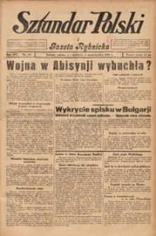 Sztandar Polski i Gazeta Rybnicka, 1936, R. 17, Nr. 117