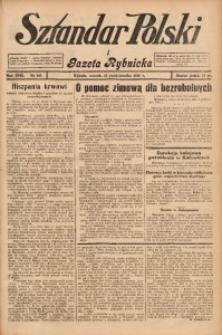 Sztandar Polski i Gazeta Rybnicka, 1936, R. 17, Nr. 119