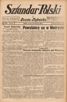 Sztandar Polski i Gazeta Rybnicka, 1936, R. 17, Nr. 131