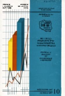 Biuletyn Statystyczny województwa małopolskiego, 2002, nr 10