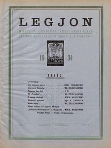 Legjon, 1934, R. 1, nr 2