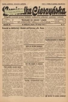 Gwiazdka Cieszyńska, 1937, R. 90, nr 17