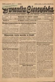 Gwiazdka Cieszyńska, 1937, R. 90, nr 42