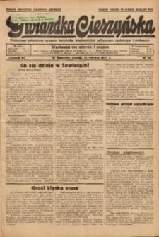 Gwiazdka Cieszyńska, 1937, R. 90, nr 46
