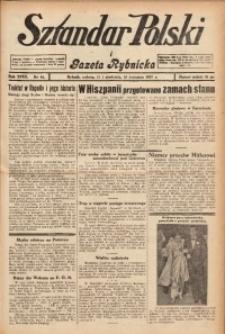 Sztandar Polski i Gazeta Rybnicka, 1937, R. 18, Nr. 44