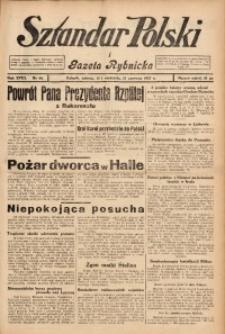 Sztandar Polski i Gazeta Rybnicka, 1937, R. 18, Nr. 66