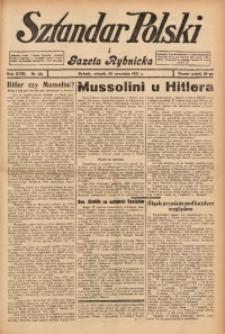 Sztandar Polski i Gazeta Rybnicka, 1937, R. 18, Nr. 112