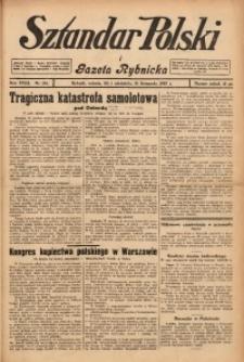 Sztandar Polski i Gazeta Rybnicka, 1937, R. 18, Nr. 134