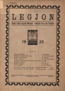 Legjon, 1935, R. 2, nr 4 [5]