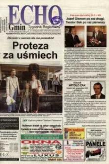 Echo Gmin : tygodnik regionalny 2002, nr 47 (271).