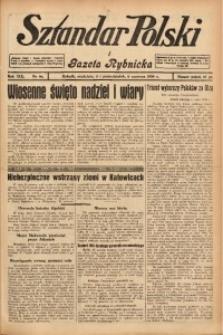 Sztandar Polski i Gazeta Rybnicka, 1938, R. 19, Nr. 66