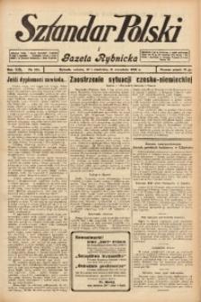 Sztandar Polski i Gazeta Rybnicka, 1938, R. 19, Nr. 105