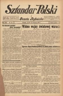 Sztandar Polski i Gazeta Rybnicka, 1938, R. 19, Nr. 136