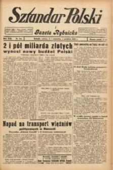 Sztandar Polski i Gazeta Rybnicka, 1938, R. 19, Nr. 141