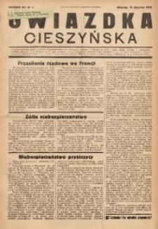 Gwiazdka Cieszyńska, 1938, R. 91, nr 5