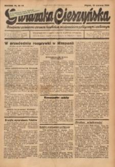 Gwiazdka Cieszyńska, 1938, R. 91, nr 44