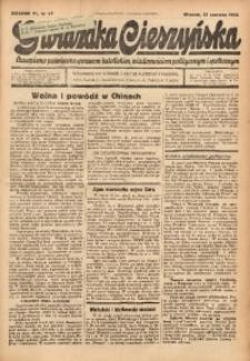 Gwiazdka Cieszyńska, 1938, R. 91, nr 47
