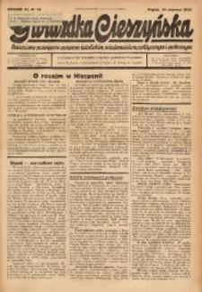 Gwiazdka Cieszyńska, 1938, R. 91, nr 48