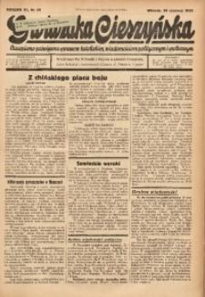 Gwiazdka Cieszyńska, 1938, R. 91, nr 49