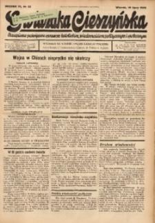 Gwiazdka Cieszyńska, 1938, R. 91, nr 55