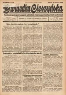 Gwiazdka Cieszyńska, 1938, R. 91, nr 59