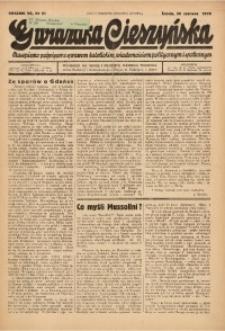 Gwiazdka Cieszyńska, 1939, R. 92, nr 51